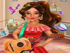 Elena from Avalor Real Makeover