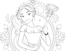 bunk\\\\\\\'d coloring pages ELENA OF AVALOR COLORING PAGE   ELENA OF AVALOR GAMES bunk\\\\\\\'d coloring pages