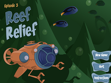 Reef Relief- Scooby Doo