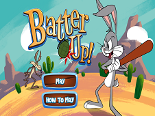 Wabbit Batter Up