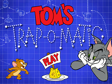 Tom Trap O Matic Tom And Jerry Games Play Games Com