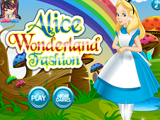 Alice in Wonderland Fashion