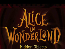 Alice in Wonderland Hidden Objects