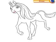 Styling Li the Unicorn