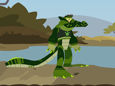 Wild Kratts Croc Hatch