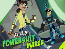 Aviva's Powersuit Maker
