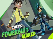 Aviva Powersuit Maker