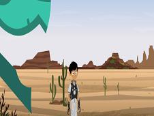 Wild Kratt Desert Habitat