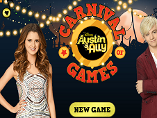 Austin and Ally Carnaval of Games