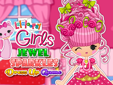 Lalaloopsy Sparkles Dress Up