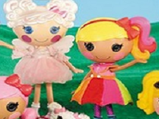 Lalaloopsy Silly Super Name Generator