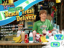 Jackson's Beach Treat Delivery