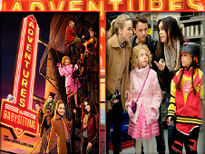 Adventures is Babysitting Memory