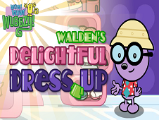 Walden Delightful Dress Up Game