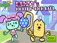 Daisy Kickity Kick Ball Game