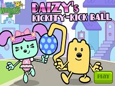 Daisy Kickity Kick Ball Game