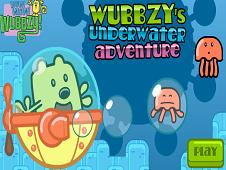 Wubbzy Underwater Adventure Game