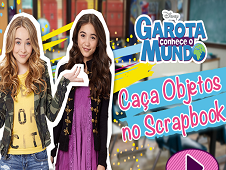 Girl Meets World Scrapbook Scramble