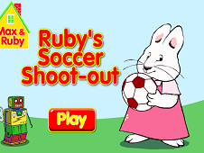 Ruby's Soccer Shootout