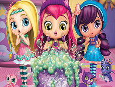 Little Charmers Jigsaw 2