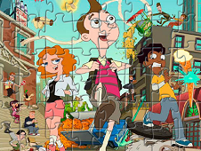 Milo and Friends Puzzle