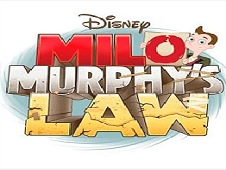Milo Murphy's Law Memory Match