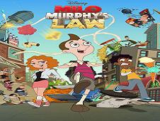 Milo Murphy's Law Swap Puzzle