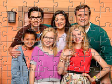 Liv and Maddie's Family Puzzle