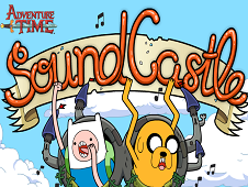Adventure Time Sound Castle