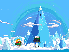 Finn and Jake Battle Adventure