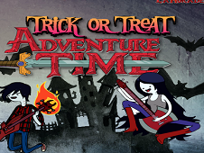 Adventure Time Trick or Treat