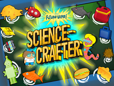 Future Worm Science Crafter