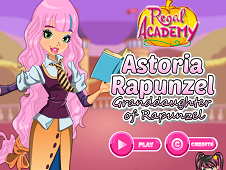 Astoria Rapunzel Dress Up
