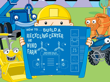 Build a Recycling Center