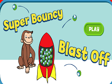 Super Bouncy Blast Off