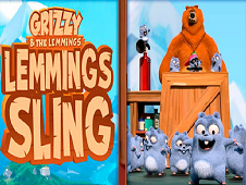 Grizzy and the Lemmings Memory