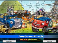 Trucktown Puzzle