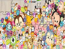 Tsum Tsum Puzzle