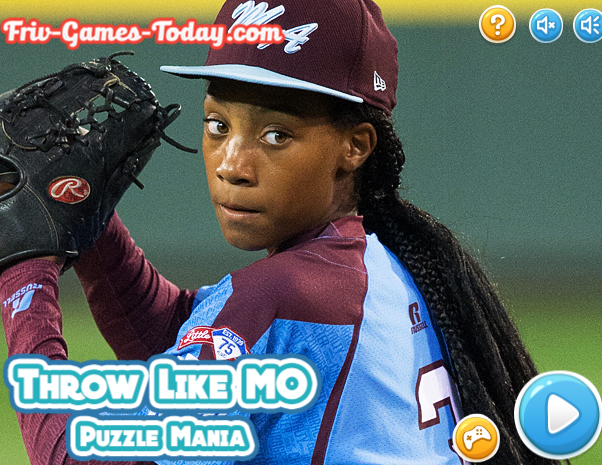 Throw Like Mo Puzzle Mania