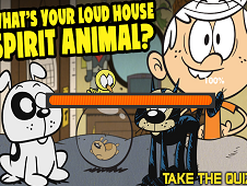 What Your Loud House Spirit Animal?