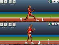 2 player running game