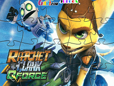 Ratchet and Clank Jigsaw