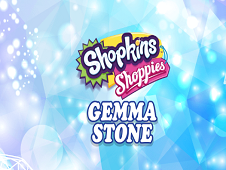 Shopkins Shoppies Gemma Store
