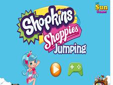 Shopkins Shoppies Jumping