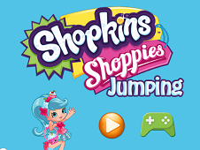 Shopkins Shoppies Jumping