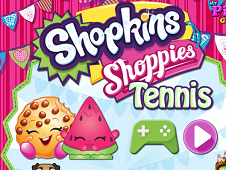 Shopkins Shoppies Tennis