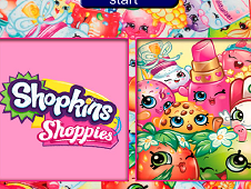 Shopkins Shoppies Memory 2