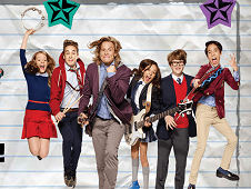 School of Rock Rockin Out