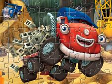 Trucktown Jigsaw