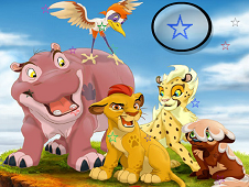 The Lion Guard Hidden Stars